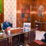 سعيّد للجرندي: أهمية أن تكون تونس قوة اقتراح بالأمم المتحدة ومجلس الأمن