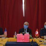 وزير الدفاع: نُعوّل على إمكاناتنا وعلى الولايات المتحدة كشريك استراتيجي