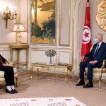 سعيّد: تونس ليست في منافسة مع أية جهة وهدفها إيجاد تسوية سلمية للأزمة الليبية