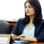 نسرين العماري: مكتب المجلس صادق على توزيع صلاحيات ومهام الكتل