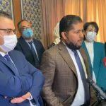 الكتلة الديمقراطيّة: رئاسة المجلس مُتحيّلة والمشيشي يدفع لمن صوّت له
