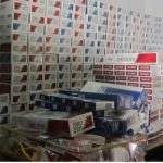 في سوسة وبن عروس: حجز 3288 علبة سجائر مُهرّبة