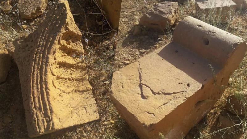 عضو نقابة محافظي التراث: رئيس بلدية أراد احداث سوق اسبوعية على مقبرة رومانية