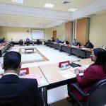 توزيع المسؤوليّات بمكتب مجلس النواب وبمكاتب اللجان التشريعيّة والخاصة