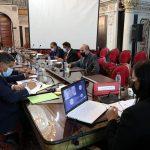 مكتب المجلس يُحيل مشروع قانون المالية 2021 الى اللجنة المالية