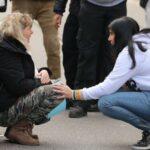 الشرطة الفرنسيّة: قطع رأس امرأة وقتل اثنين آخرين في هجوم نيس /صور