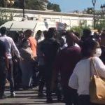 أمام البرلمان: وقفة احتجاجيّة للمطالبة برفض قانون زجر الاعتداءات على الأمنيين