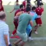وفاة مدرّب مصري على أرض الملعب