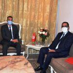شرف الدين في لقاء ببوخريص: حريصون على ترسيخ علوية القانون والشفافية
