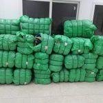 الجبابلي: حجز كميّة هامّة من البضائع كانت ستُهرّب إلى الجزائر