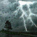 طقس اليوم: أمطار رعدية وانخفاض ملحوظ في درجات الحرارة