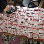 الصخيرة: حجز 6150 حبّة دواء مخدر على متن سيارة