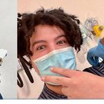 أول تونسي يتطوع لتلقي لقاح كورونا: تطوّعت لنشر الأمل