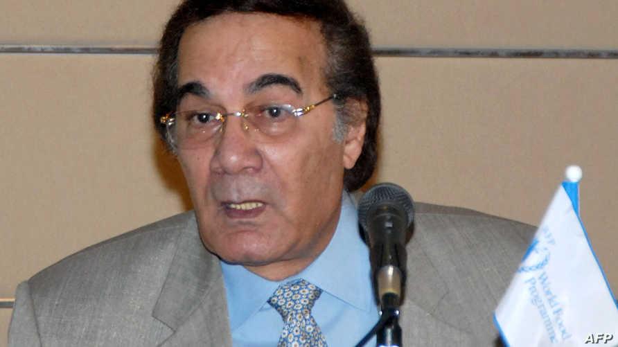 وفاة الفنان المصري الكبير محمود ياسين