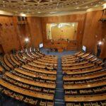 رفع الجلسة العامة للتشاور بين رؤساء الكتل