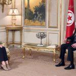 بعد اعلانها احتضان تونس حوار ليبي موسّع: ستيفاني وليامز تلتقي اليوم سعيّد