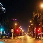 اجتماع ولاّة تونس الكبرى لتقييم نتائج حظر الجولان