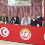 القيروان: اتحاد الشغل يعلن عن تأسيس نواة تنسيقية للدفاع عن مطالب الجهة