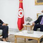 إمكانية إفراد بلدية تونس بنظام خاص في لقاء بين المشيشي وسعاد عبد الرحيم