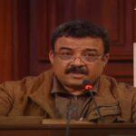 القمودي:المشيشي أذن بتعطيل المهام الرقابية لمكافحة الفساد منذ تسلمه السلطة