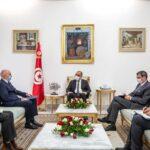 المشيشي لسفير الاتحاد الاوروبي الجديد: حريصون على تلاقي توجهات الحكومة مع برامج الاتحاد