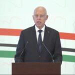 قيس سعيد: خطاب تقسيم ليبيا فكرة مُقنّعة لتقسيم دول مجاورة