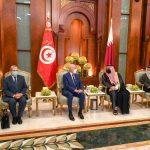 قناة الجزيرة: قيس سعيد لن يُوقّع اتفاقيات مع أمير قطر وفي برنامجه زيارة متحف قطر