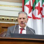 رئيس البرلمان الجزائري: هناك من استغل مرض تبون للترويج لمعلومات مغلوطة