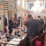 رفع اجتماع مكتب المجلس وموسي تتهم أعضاءه بالتلاعب بمصالح الدولة