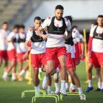 المنتخب التونسي ينهي تحضيراته لمباراة تنزانيا