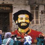 تعقيم منزل محمد صلاح بسبب كورونا (صور)