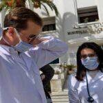 وزارة الصحة: 1223 اصابة جديدة بكورونا و70 وفاة