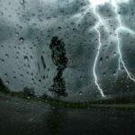 طقس اليوم: انخفاض في الحرارة أمطار رعدية ورياح قوية