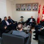 الطبوبي يلتقي وفدا عن كتلة تحيا تونس
