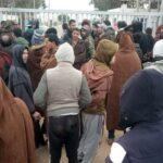 """بسبب فشل المفاوضات: تنسيقية اعتصام """"الدولاب"""" تعيد غلق المنشأة النفطية"""
