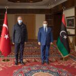 وزير الدفاع التركي: سندعم حكومة الوفاق ضد أي تحرك للجيش الليبي