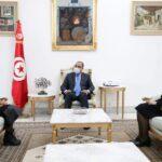 مع تفاقم العنف: المشيشي يلتقي وزيرة المرأة ورئيسة اتحاد المرأة
