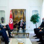 المشيشي: رجال الأعمال لعبوا دورا هاما في دعم الدبلوماسية الاقتصادية