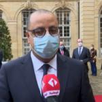المشيشي: فرنسا عبّرت عن استعدادها لمضاعفة استثماراتها بتونس