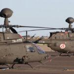 بأمر من سعيّد: نشر وحدة مروحيات عسكرية بجمهورية إفريقيا الوسطى