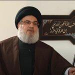 حسن نصر الله يتّهم ولي العهد السعودي بتحريض ترامب على اغتياله