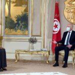 استعدادات تونس للقمة الفرنكفونية في لقاء سعيّد بالأمينة العامة للمنظمة