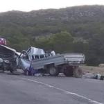 صفاقس: قتيلان و4 جرحى في اصطدام شاحنتين