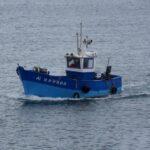 وزارة الدفاع: حجز مركب صيد مصري بسواحل جزيرة قرقنة