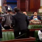 البرلمان: كتلة قلب تونس تغادر الجلسة والخليفي يدعو الشواشي للانسحاب من رئاستها