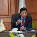 وزير الرياضة المصري: وفد المنتخب سافر الى تونس بتحاليل سلبية