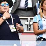 رونالدو يكشف سبب حمل مارادونا ساعتين