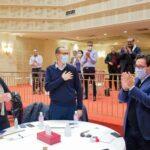 فاضل عبد الكافي رئيسا جديدا لحزب آفاق تونس