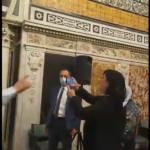 اتهامات وشتائم بين العلوي وموسي ورفع اجتماع مكتب المجلس / فيديو