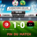 """في مباراة عرفت نهايتها أحداثا مؤسفة: تونس تنتصر على ليبيا وتترشّح للـ""""كان"""""""